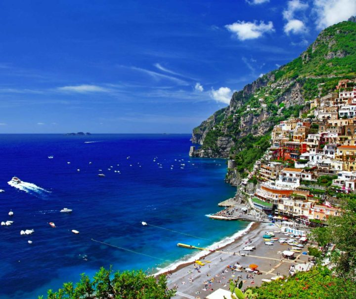 Amalfi Coast and Pompeii