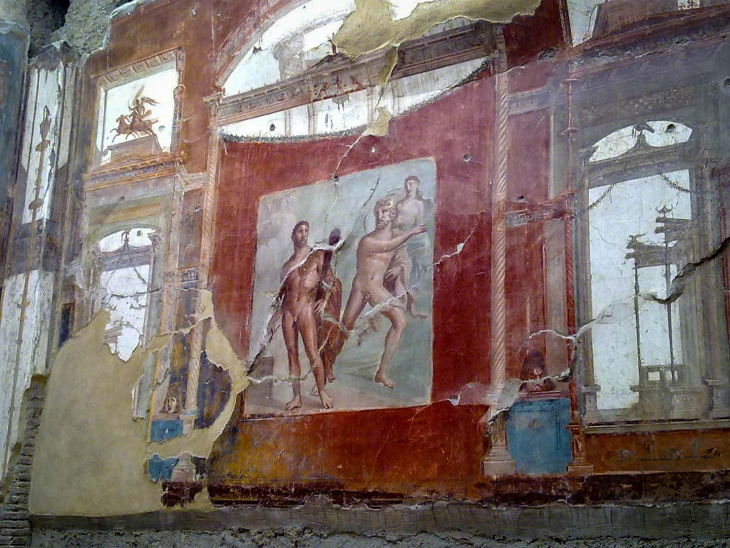 Pompeii And Herculaneum Day Tours