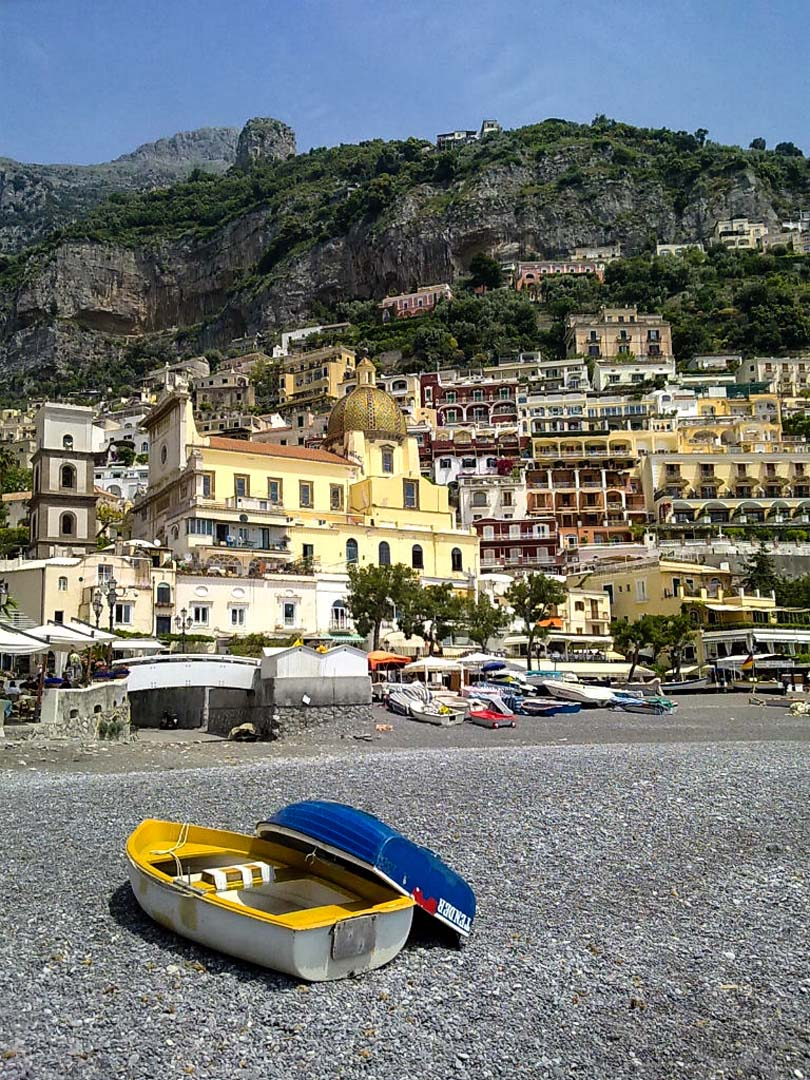 The Amalfi Coast And Sorrento From Naples Private Tour  Leisure Italy