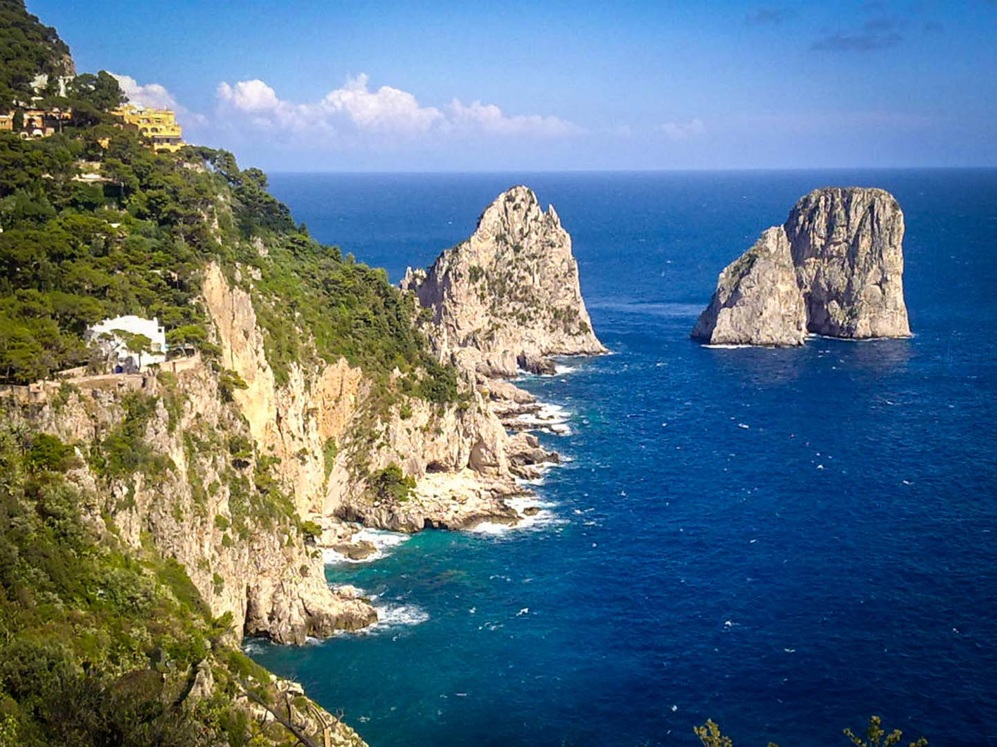 A Day In Capri From Naples Private Tour  Leisure Italy