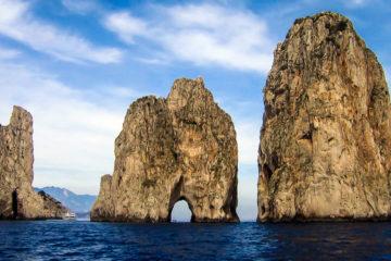 day in Capri