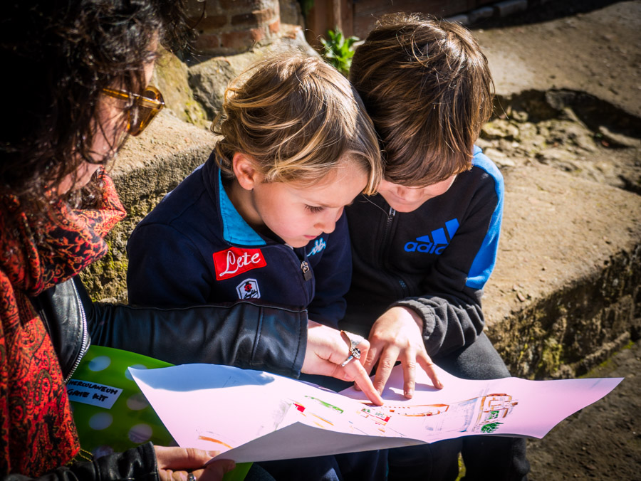 Herculaneum for kids