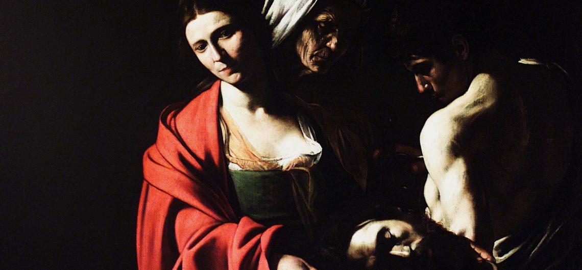 Scuderie del Quirinale - Salome - Caravaggio