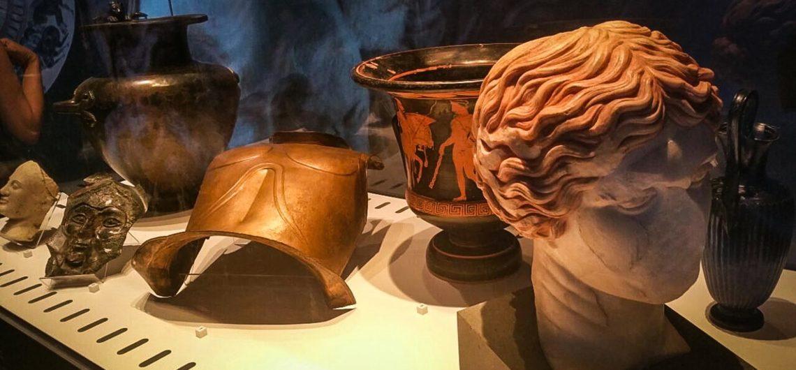 Pompeii greeks