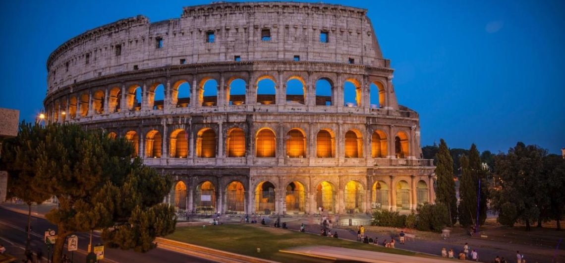 The Colosseum - An Icon