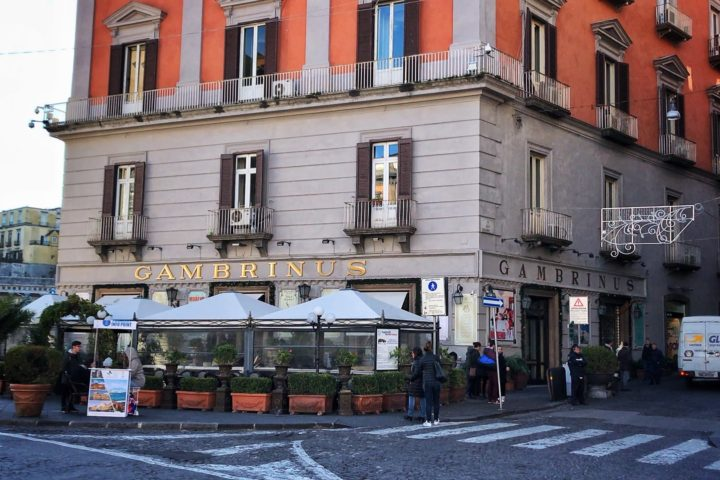 Highlights of Naples - Gambrinus