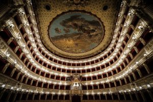 Highlights of Naples - San Carlo's Theatre