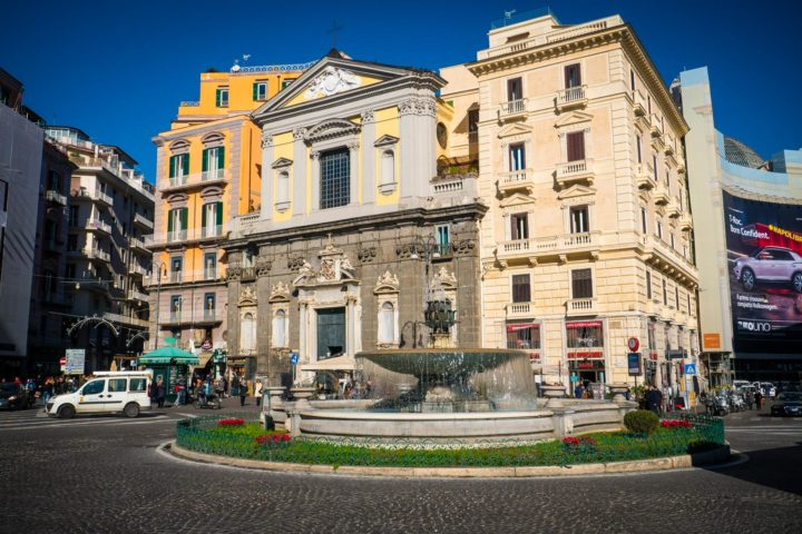 Highlights of Naples - Trieste and Trento Square