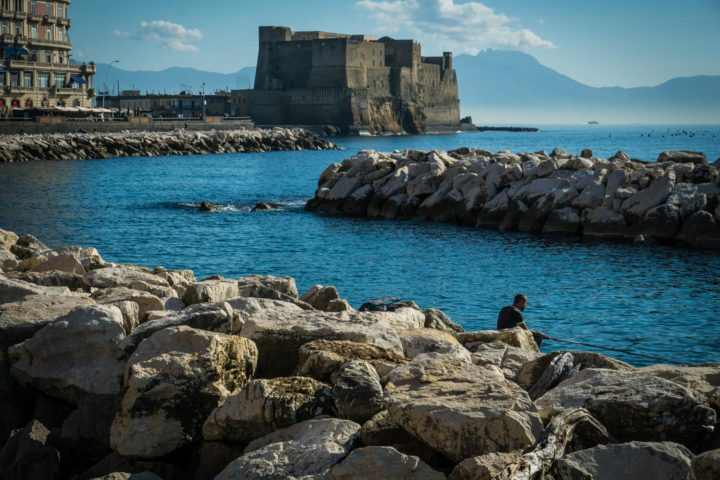 Highlights of Naples - Castle of the Egg