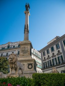 Highlights of Naples - Martyrs' Square