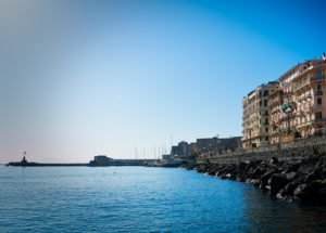 Highlights of Naples - Sea Front Promenade