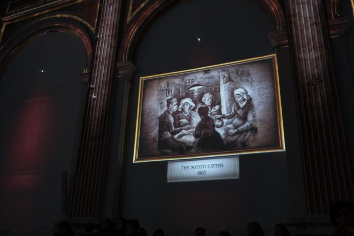 Van Gogh in Naples