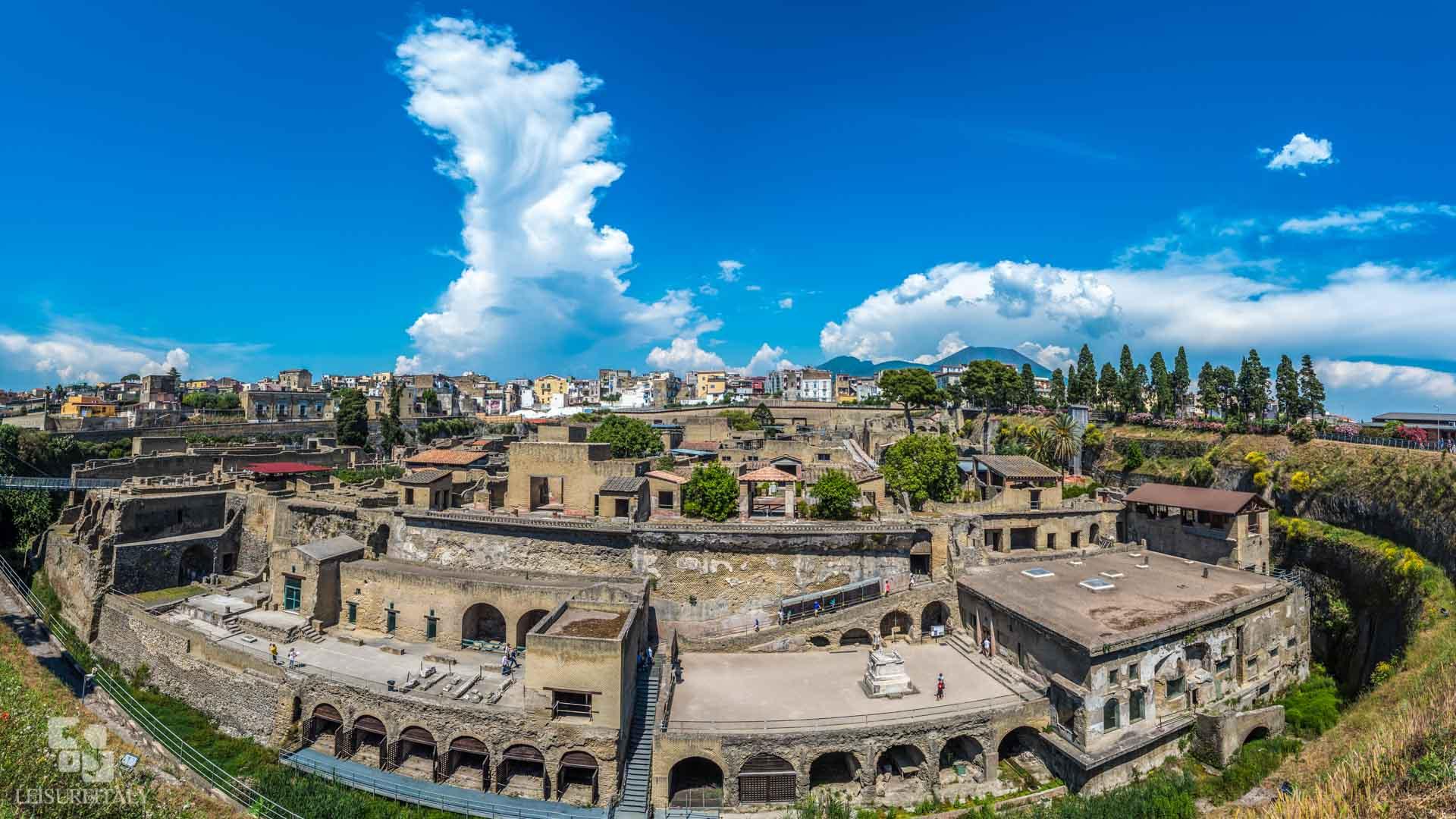 Ancient city Italy