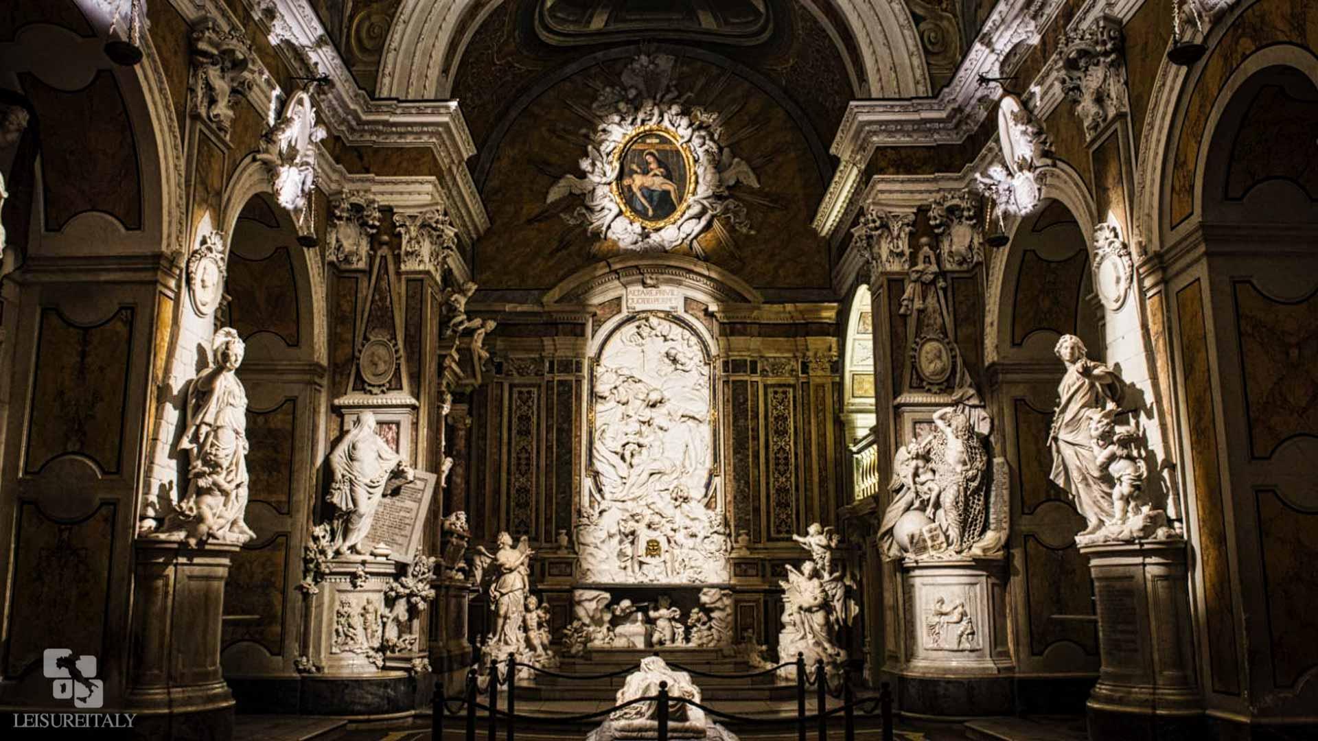 Naples Historic City Centre - Cappella San Severo