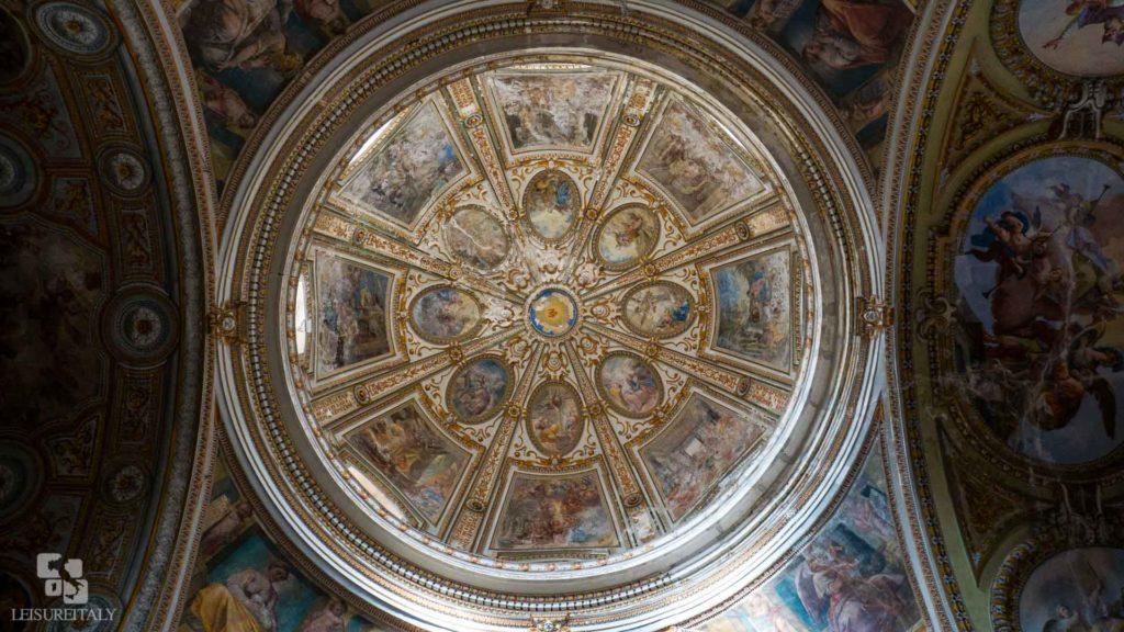 Naples Historic City Centre - Chiesa del Gesù Nuovo