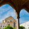 Naples Historic City Centre - Chiostro di Santa Chiara