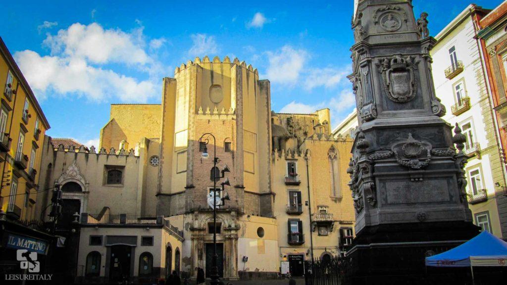 Naples Historic City Centre - Piazza San Domenico