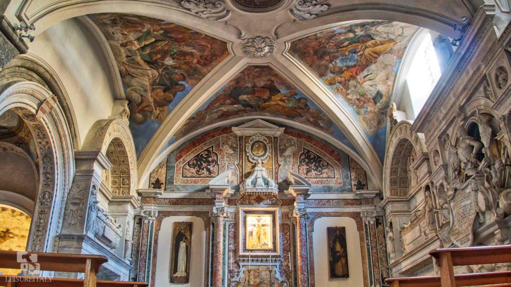 Naples Historic City Centre - San Domenico Maggiore