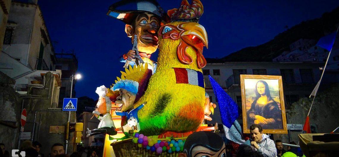 Carnival in Maiori