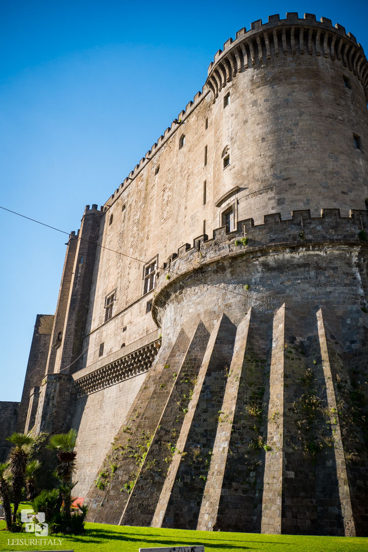 Castel Nuovo - The bastions