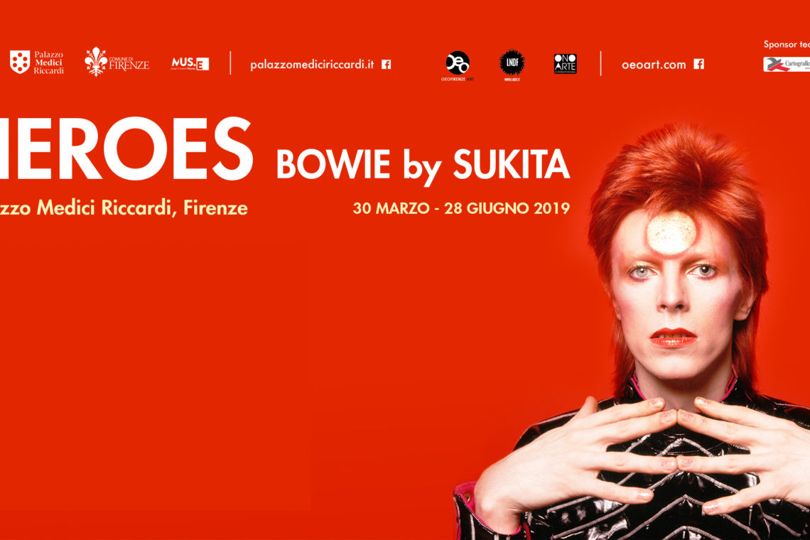 Heroes Florence David Bowie