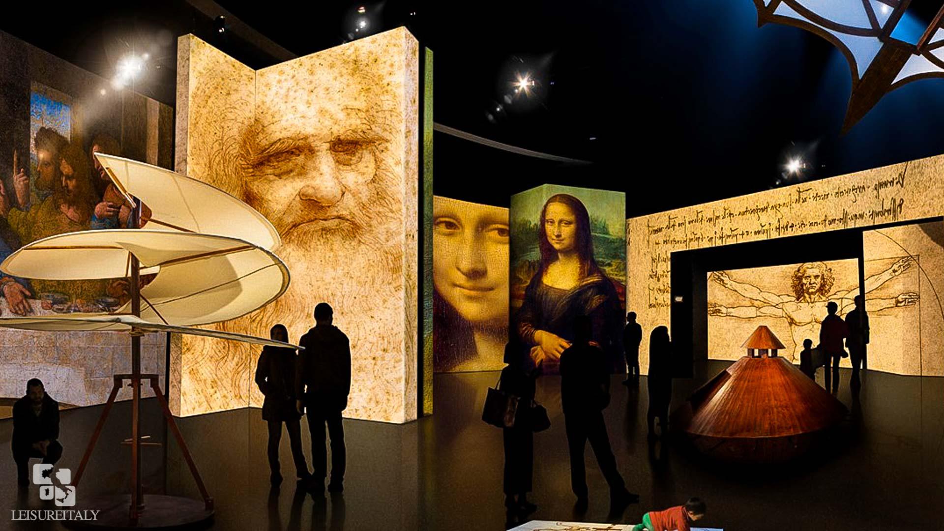 Leonardo Da Vinci Museum In The Heart Of Florence - Leisure Italy