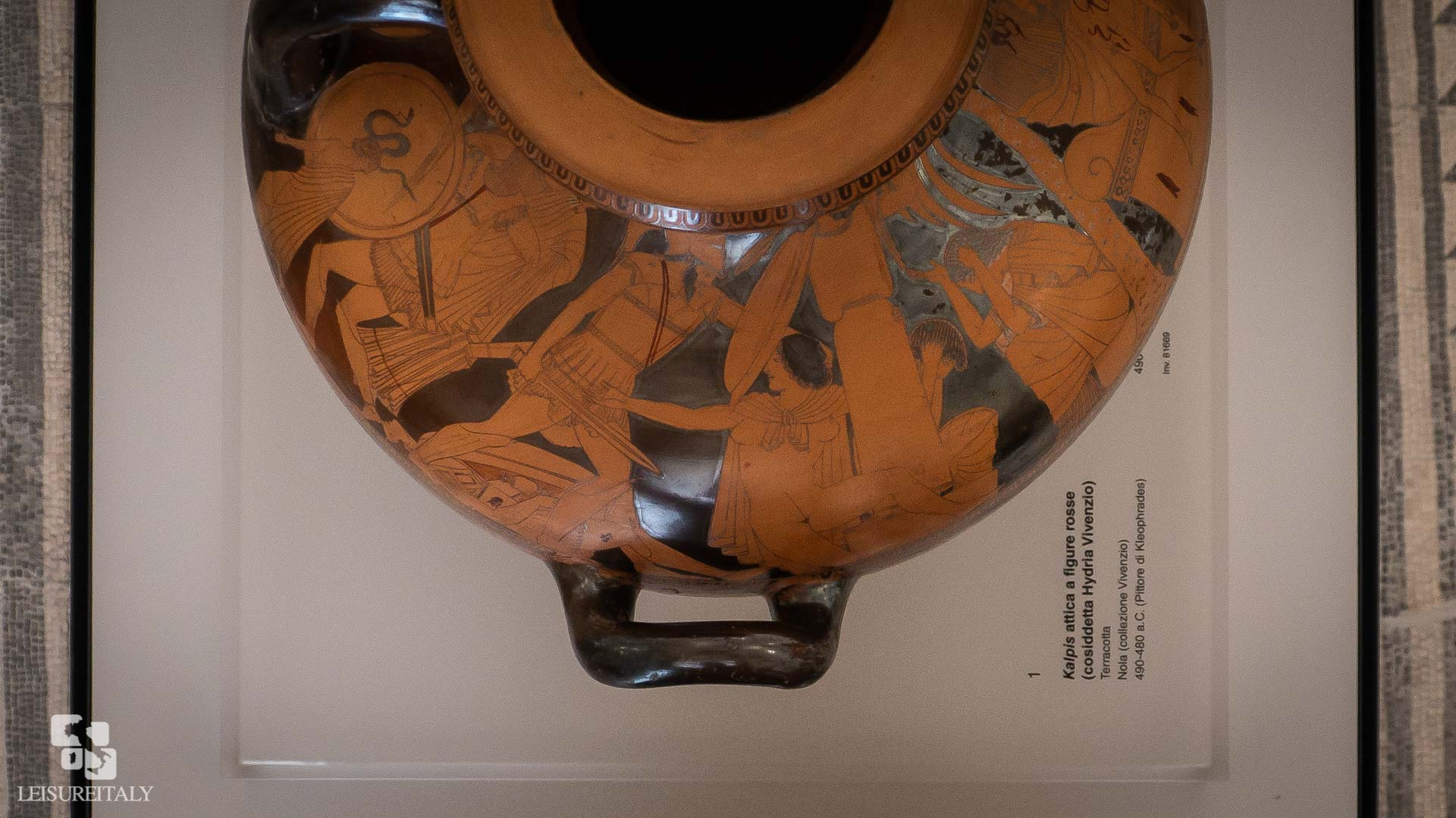 a greek jar