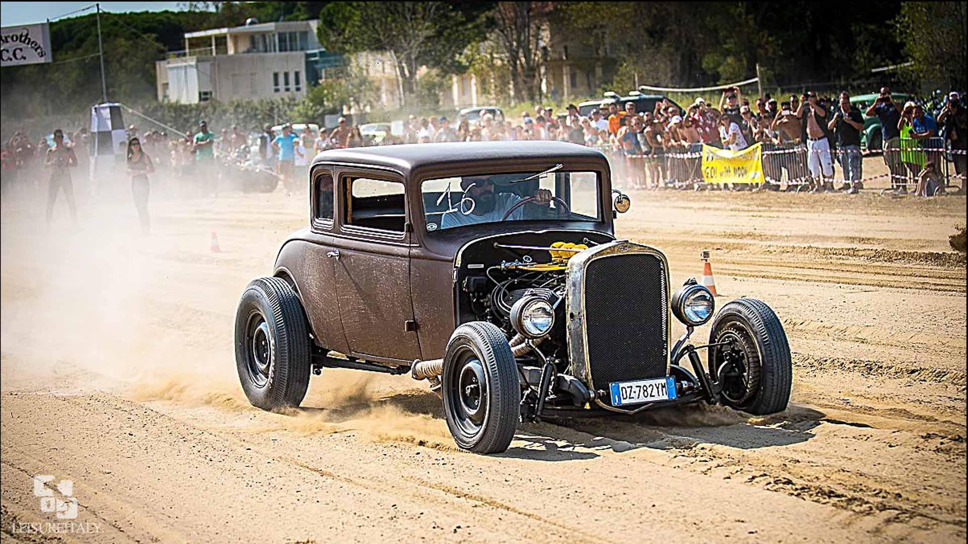 Roll 'N Flat Beach Race