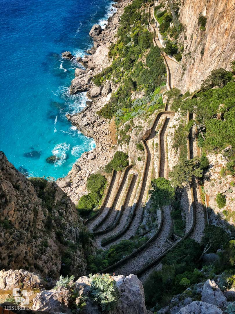 Capri Travel Tips Augustus Gardens