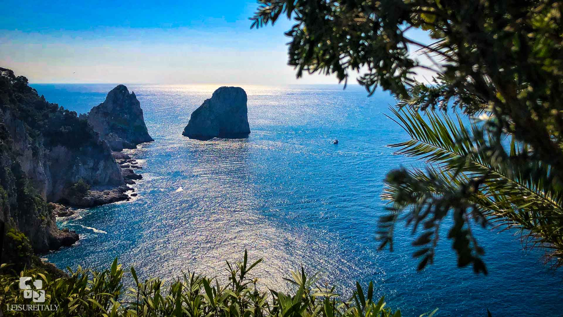 Capri Travel Tips Tragara