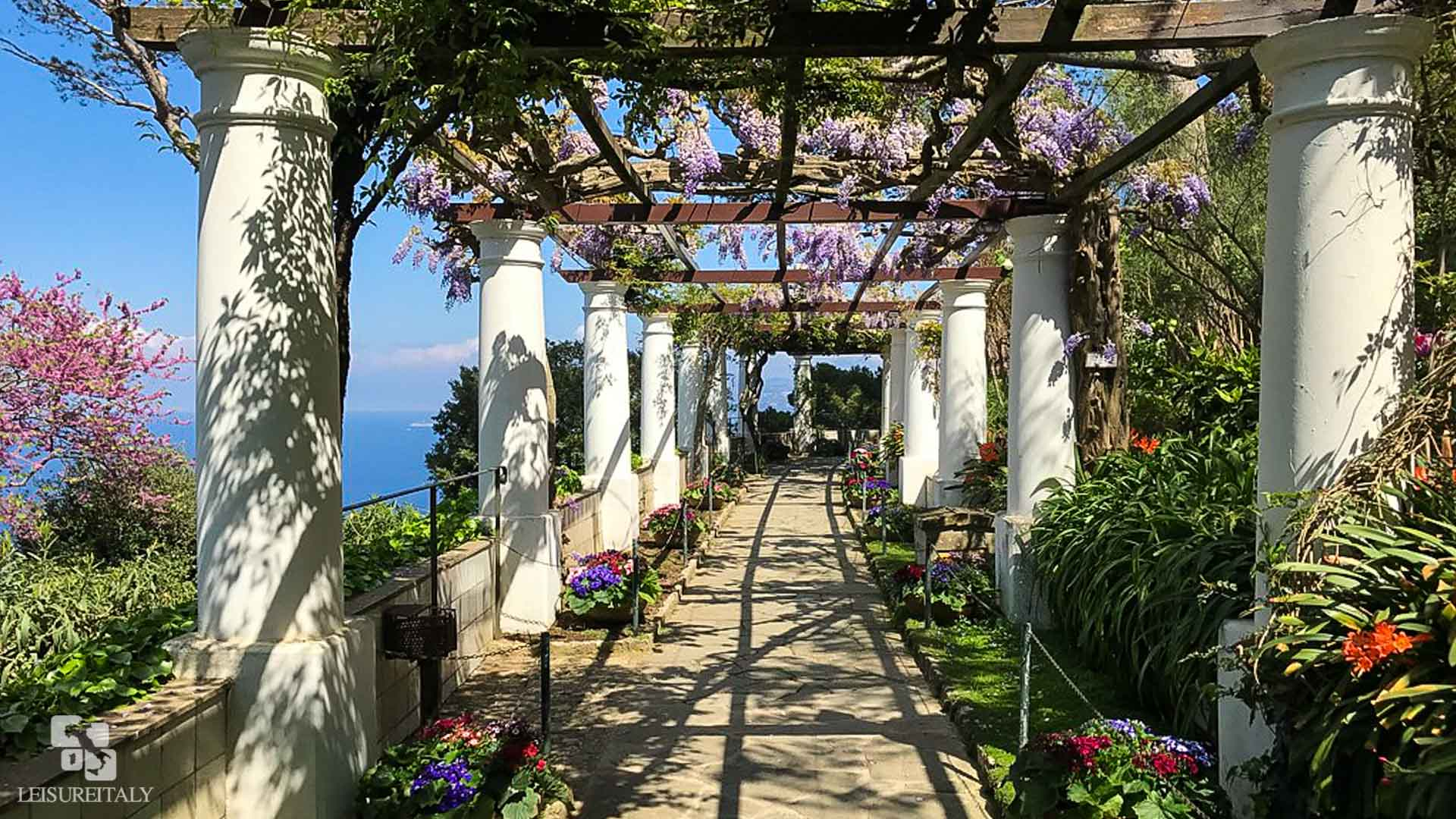 Capri Travel Tips Villa S. Michele