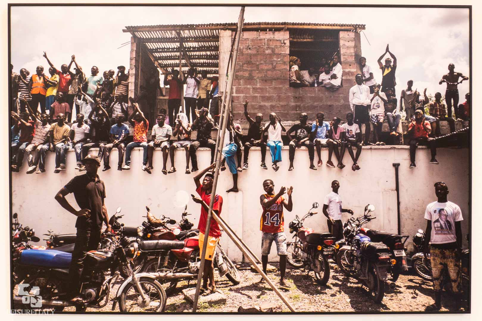 World Press Photo Exhibition - One of the photos