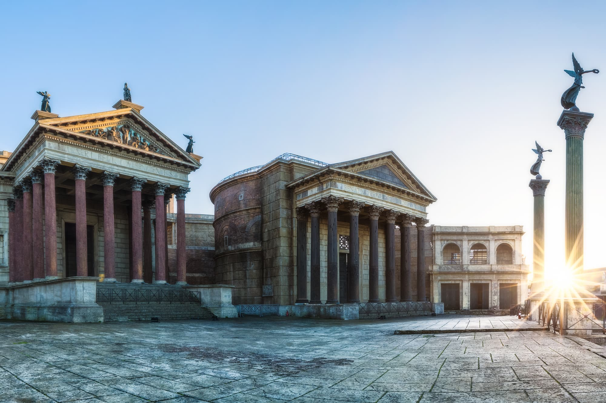 cinecittà- Roma Antica 1