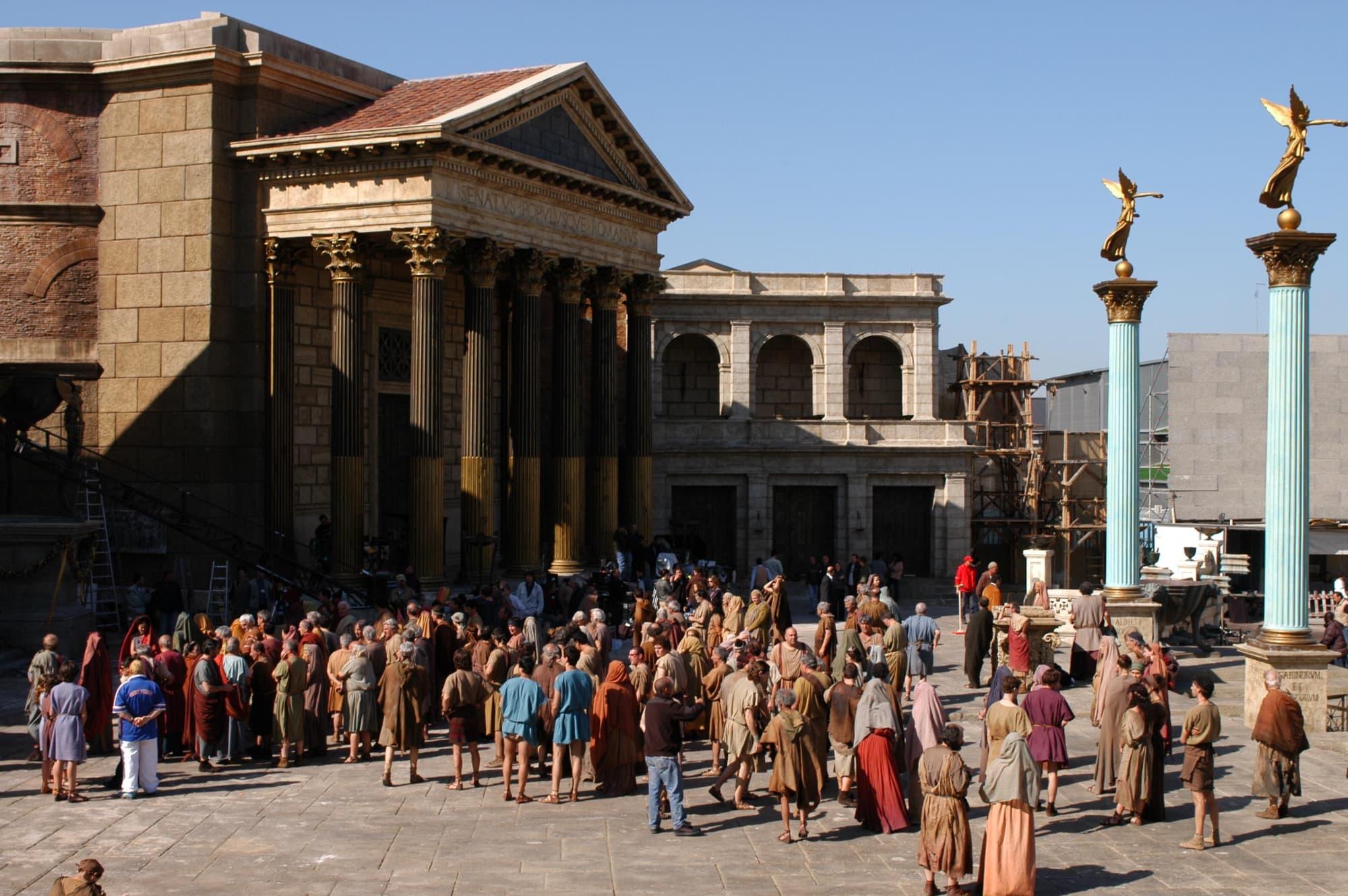 cinecittà- Roma Antica 2