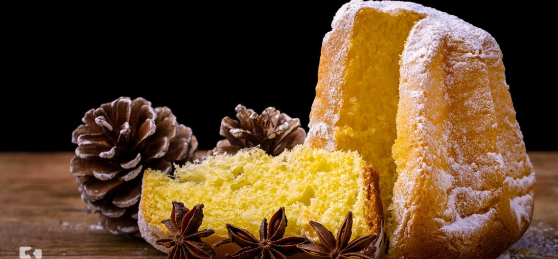 Pandoro - Italian Typical Christmas Pastries