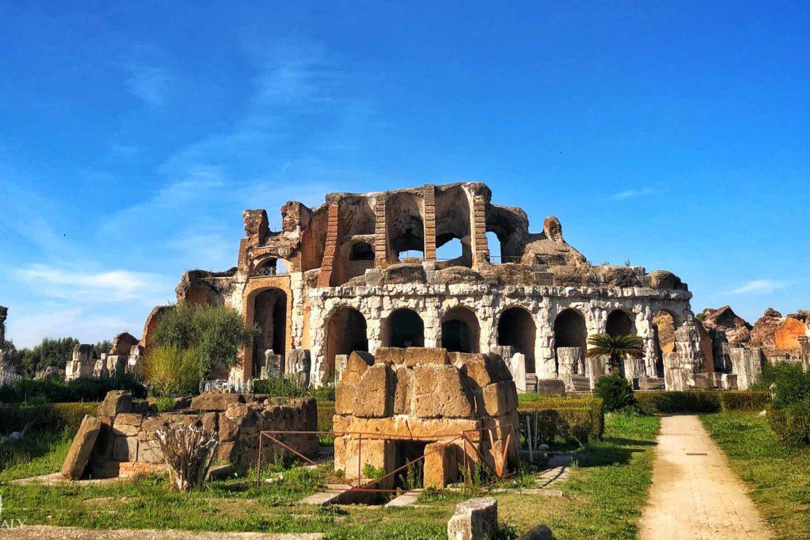 Amphitheatre of Capua