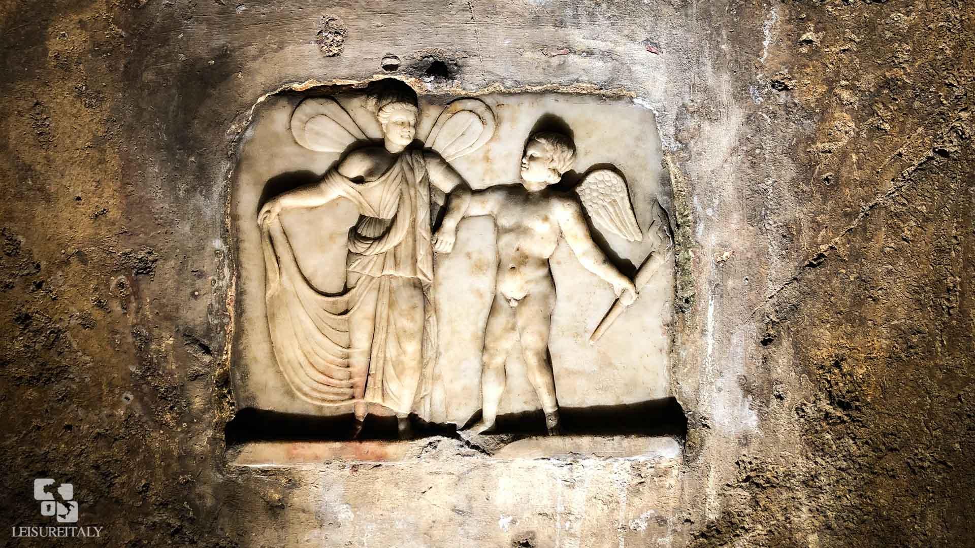 The Underground Mithraeum