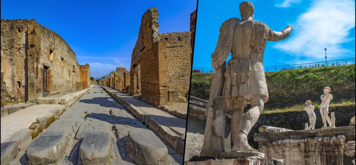 Pompeii or Herculaneum