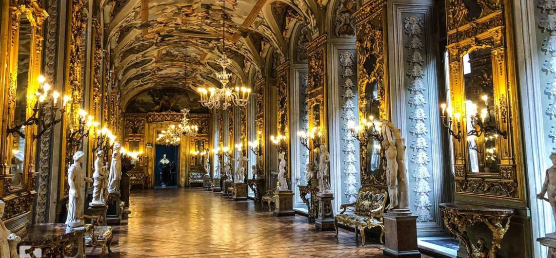 Doria Pamphilj Gallery - The Mirrors Gallery
