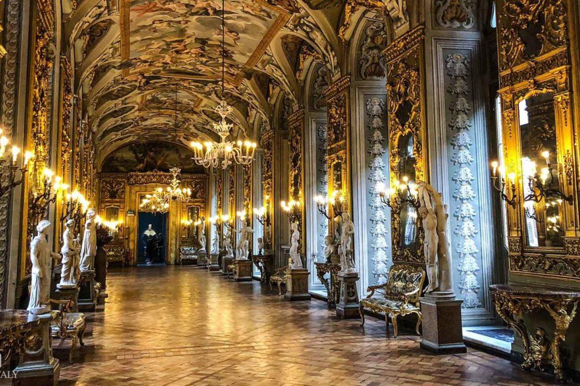 Doria Pamphilj Gallery - The Mirrors Gallery