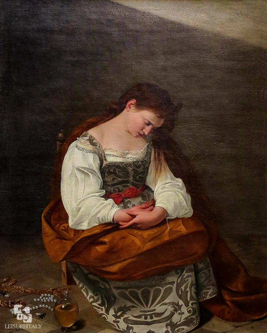 Doria Pamphilj Gallery - Caravaggio