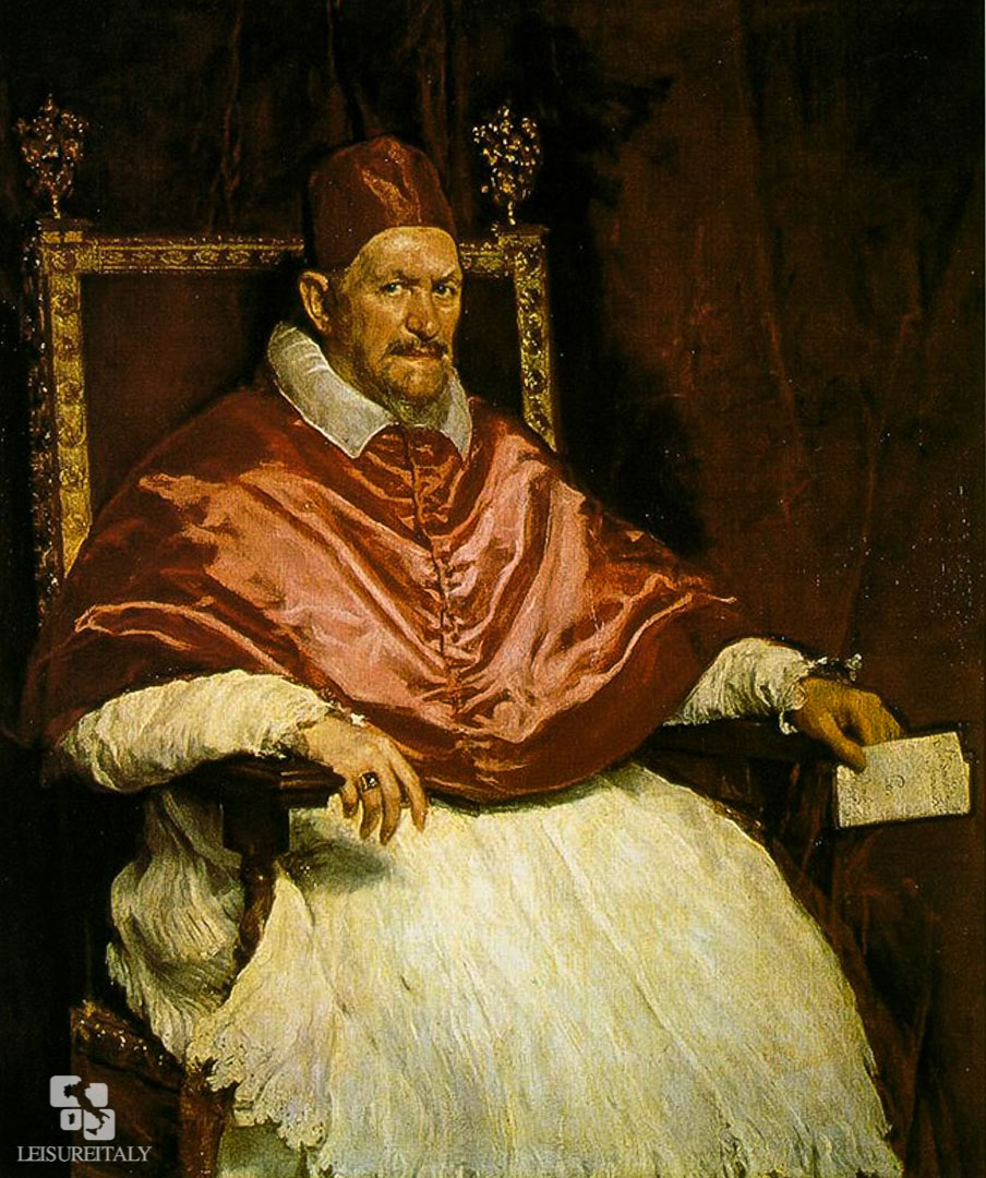 Doria Pamphilj Gallery - Pope Innocent X