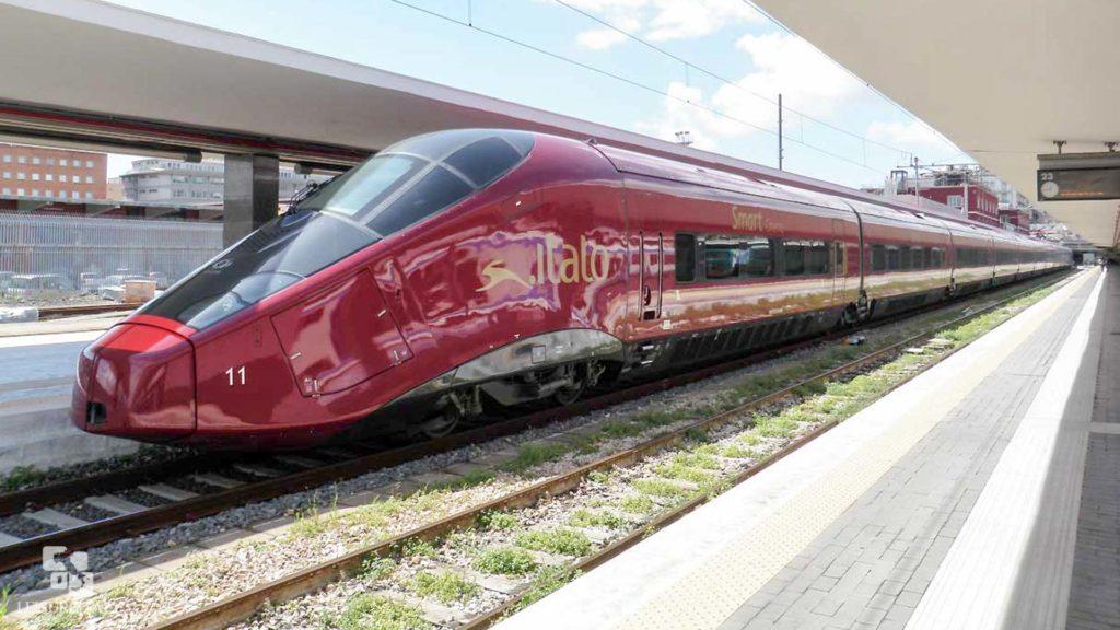 Fast Train from Rome to Naples Railways - Pompeii Travel tips